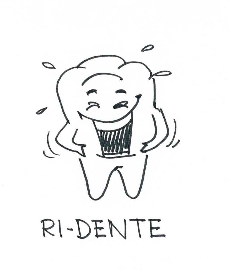 Denti divertenti