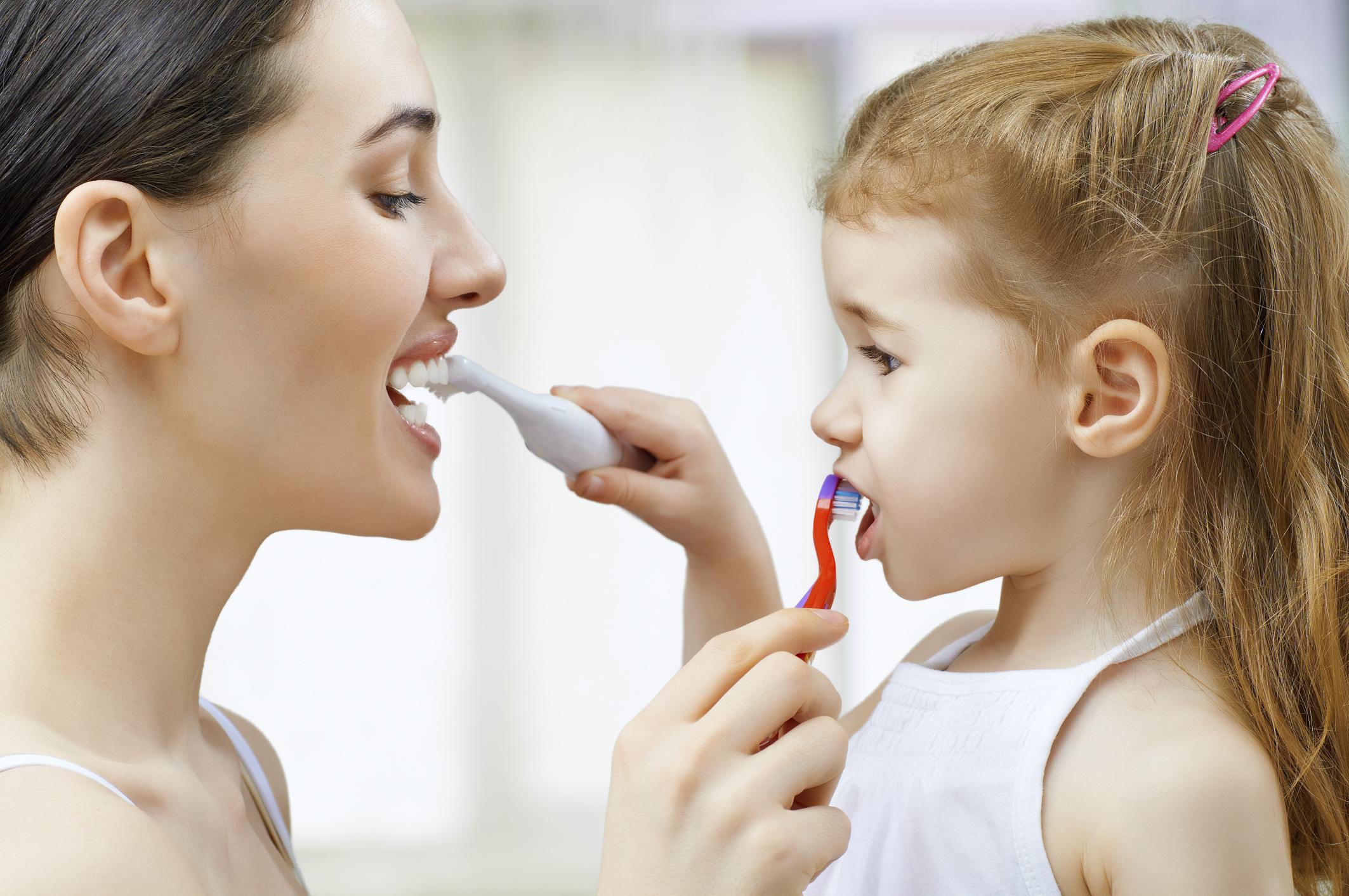 Per le Mamme: gravidanza e fluoroprofilassi