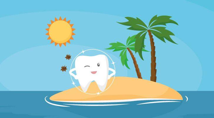 Mal di denti in vacanza: le 5 cose da sapere